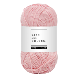 Yarn and color must-have pastel pink