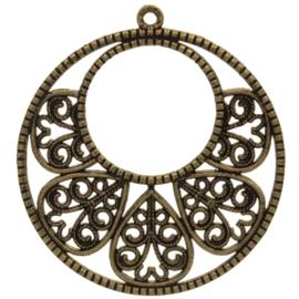 Hanger brons 47 mm
