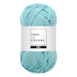 Yarn and colors epic opaline glass