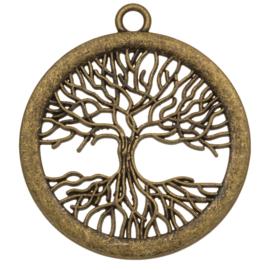 Tree of life brons