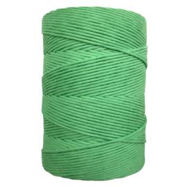 Hearts single twist 4,5 mm lettuce green (500m)