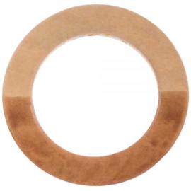 Houten cirkel