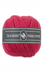Durable Macrame 2 mm fuchsia