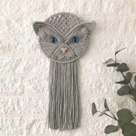 Macramepakket Kitty