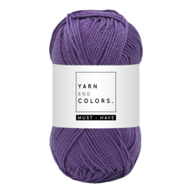 Yarn and color must-have dematis