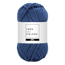 Yarn and colors epic pacific blue
