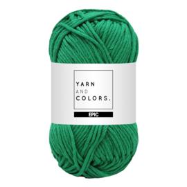 Yarn and colors epic green beryl