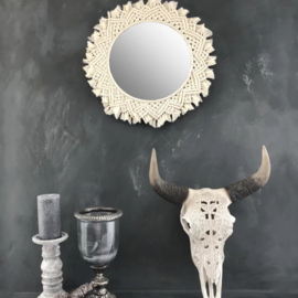 Mandala pakket met en zonder spiegel(30 cm spiegel)