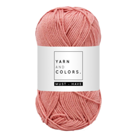 Yarn and color must-have old pink