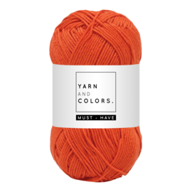 Yarn and color must-have sunset