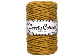 Lovely Cottons twist 3 mm mustard