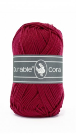 Durable Coral Bordeaux 222