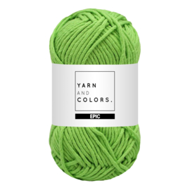 Yarn and colors epic grass