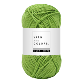 Yarn and color must-have peridot