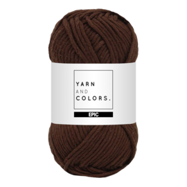 Yarn and colors epic soil