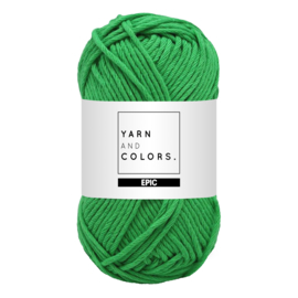 Yarn and colors epic peony leaf