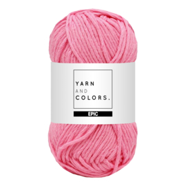 Yarn and colors epic cotton candy