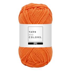 Yarn and colors epic papaya