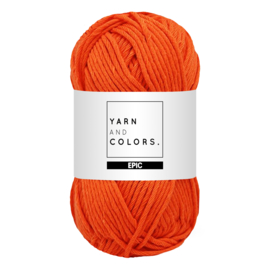 Yarn and colors epic sunset