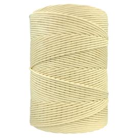 Hearts single twist 4,5 mm vanilla (500m)