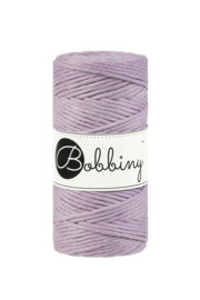 Bobbiny dusty pink 3mm