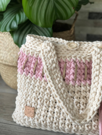 Patroon & pakket zomertas (zonder garen)