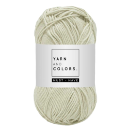 Yarn and color must-have ecru