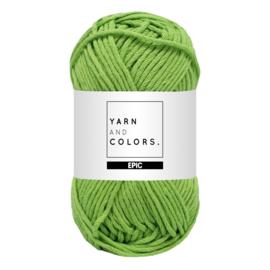 Yarn and colors epic peridot