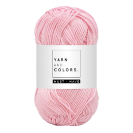 Yarn and color must-have blossom