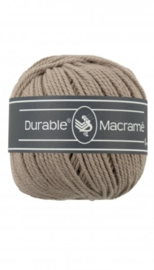 Durable Macrame 2 mm taupe