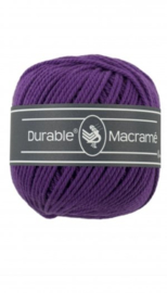 Durable Macrame 2 mm violet