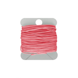 Macramé koord 0.8 mm rose peach
