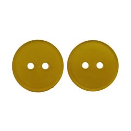 Knoop geel glans