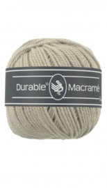 Durable Macrame 2 mm linen