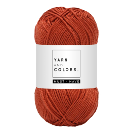 Yarn and color must-have brick