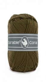 Durable Coral Dark Olive 2149