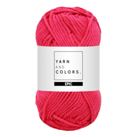 Yarn and colors epic girly pink