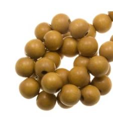 Houten kraal olive 12 mm