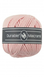 Durable Macrame 2 mm light pink