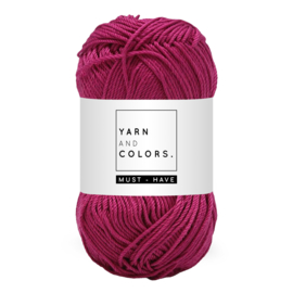 Yarn and color must-have purple bordeaux