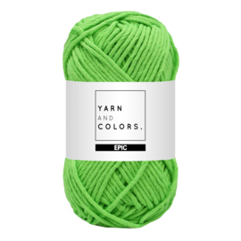 Yarn and colors epic pesto