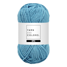 Yarn and colors epic nordic blue
