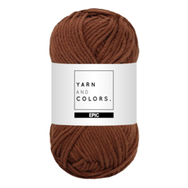 Yarn and colors epic brunet