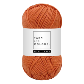 Yarn and color must-have bronze