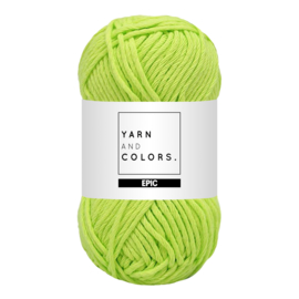 Yarn and colors epic pistachio