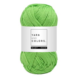 Yarn and color must-have pesto