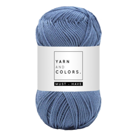 Yarn and color must-have denim