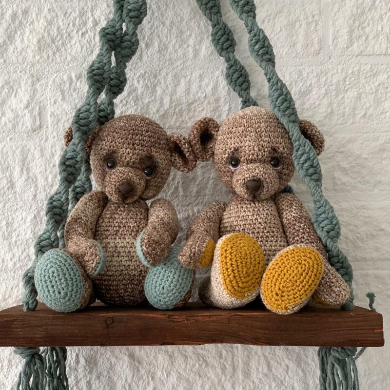 Hearts Teddy
