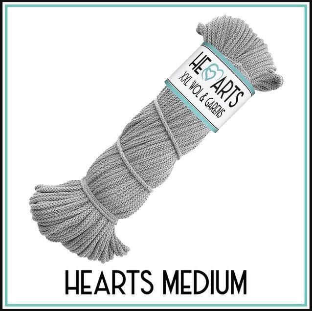 Hearts medium