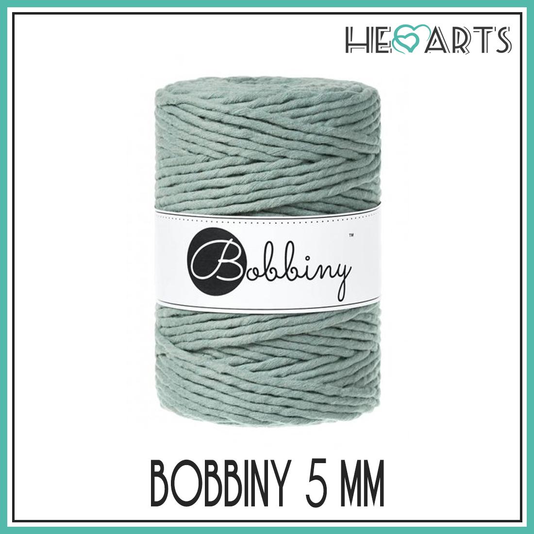 Bobbiny macrame garen 5 mm